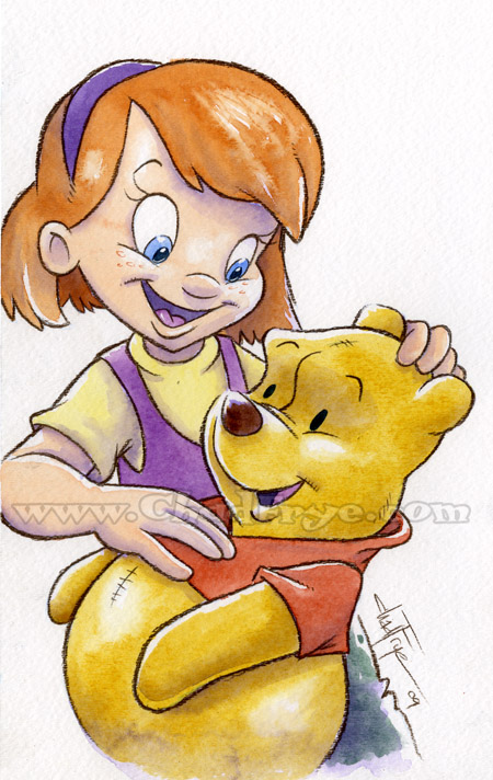 Pooh Bear