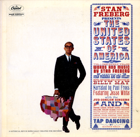 Stan Freberg USA