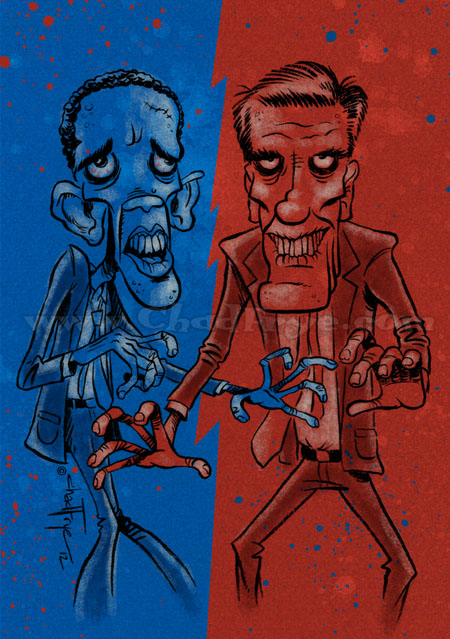 Presidential Zombies