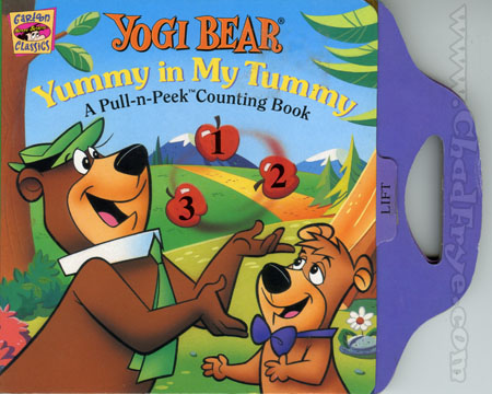 Yogi Bear book